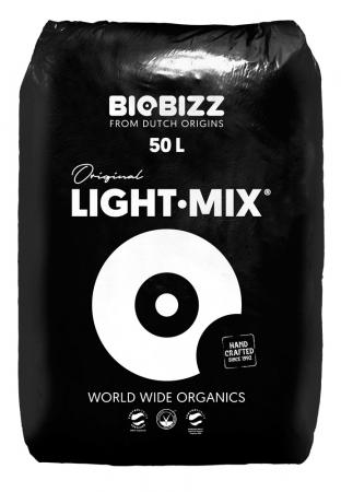 Biobizz LIGHT-MIX® mit Perlite 50 L