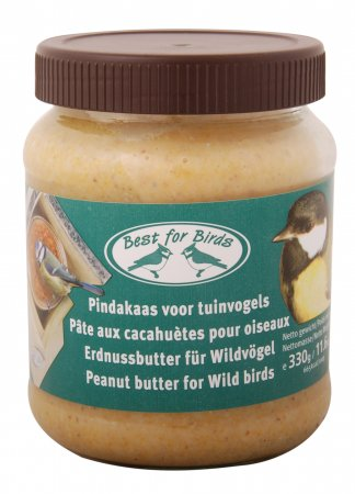 Peanutbutter for birds