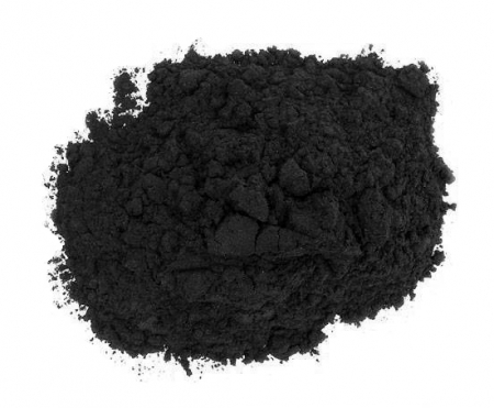 Charcoal, ground for Terra Preta