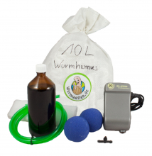 Compost Tea Brewing Set (150 L)